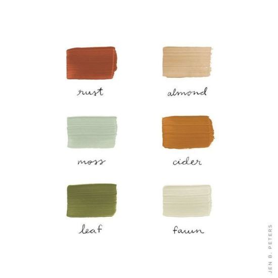 5 Color Palettes To Elevate Your Whole Dorm (And How To Use Them)