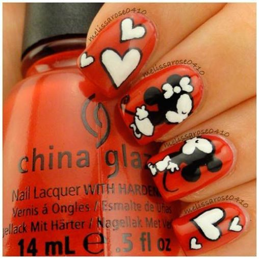 Beautiful Valentine's Day Nails You Should Try