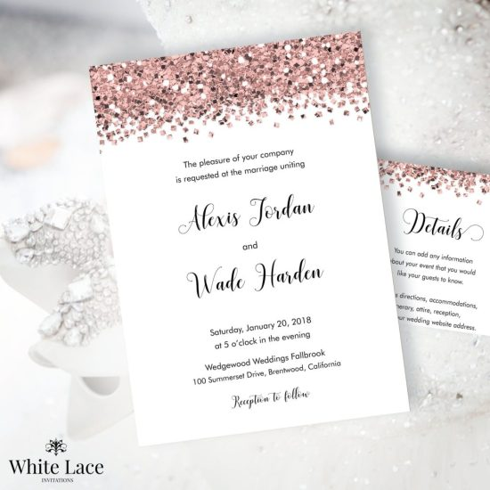 Adorable Wedding Invitations You Have To Copy