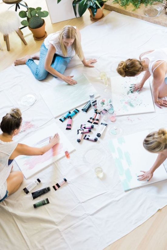 10 Girls Night In Ideas You Have To Try