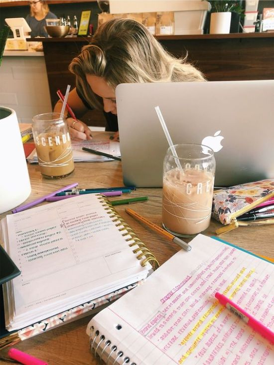 The Finals Checklist You Have To Follow This Semester