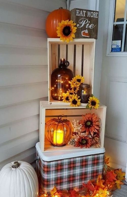Cheap and Chic Thanksgiving Decorations You'll Love