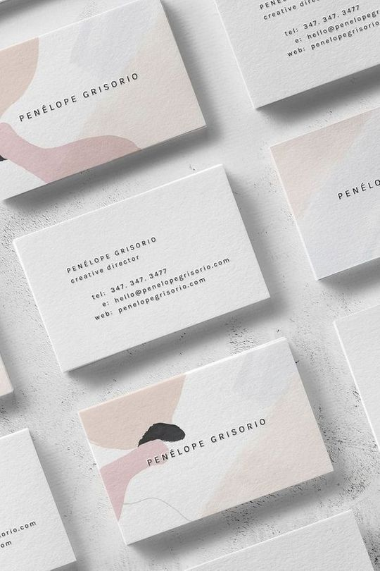 8 Tips To Create The Most Effective Business Card Template