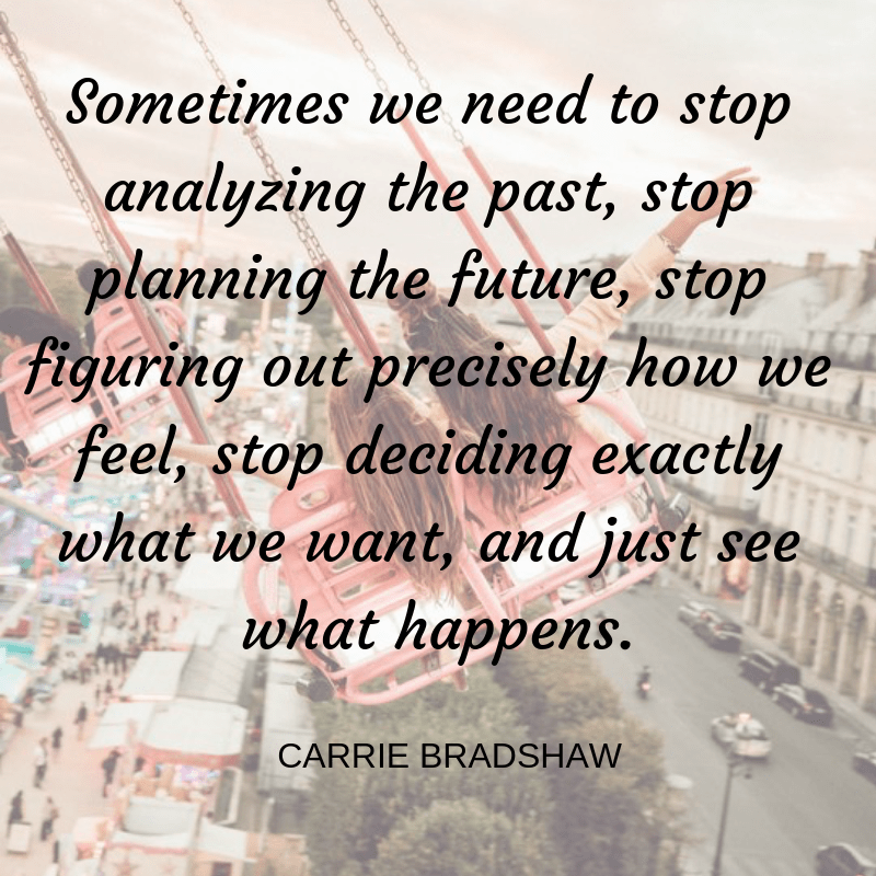 10 Carrie Bradshaw Quotes Every 20-Something-Year-Old Woman Needs To Hear In Her Life