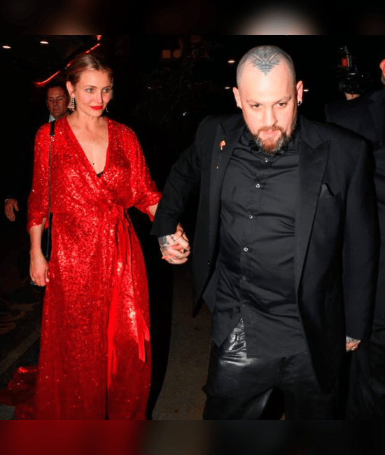 10 Celebrity Couples Who Found Love After Being Set Up By ...Cameron Diaz Husband Dies