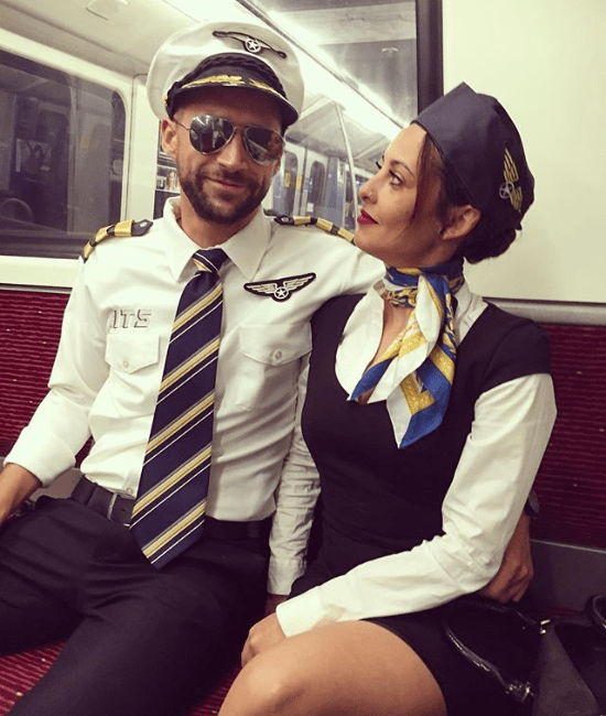 10 Couples Halloween Costumes For You And Bae