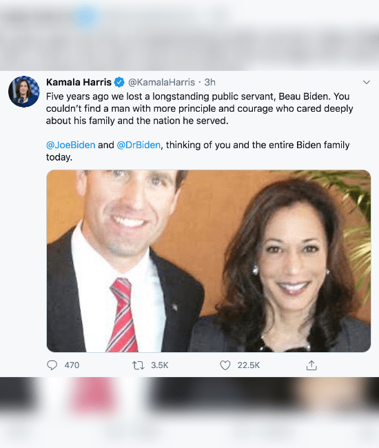 10 Facts That You Probably Didn't Know About Kamala Harris