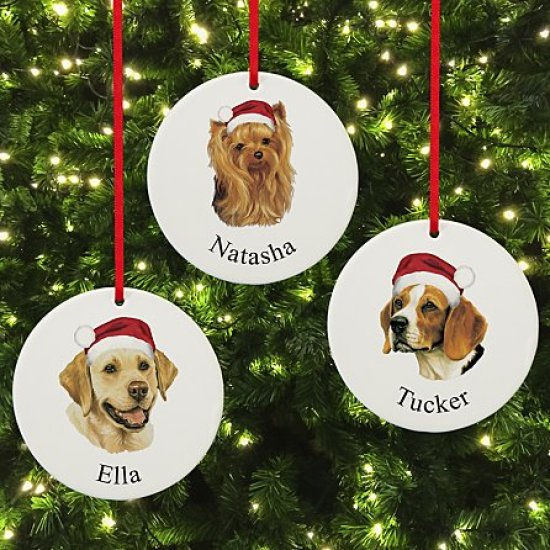 10 Adorable Christmas Ornaments That Will Give Your Tree Life