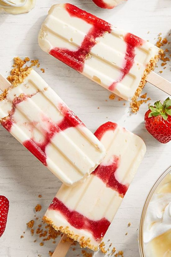 Satisfy Your Sweet Tooth With These Healthy Dessert Recipes This Summer