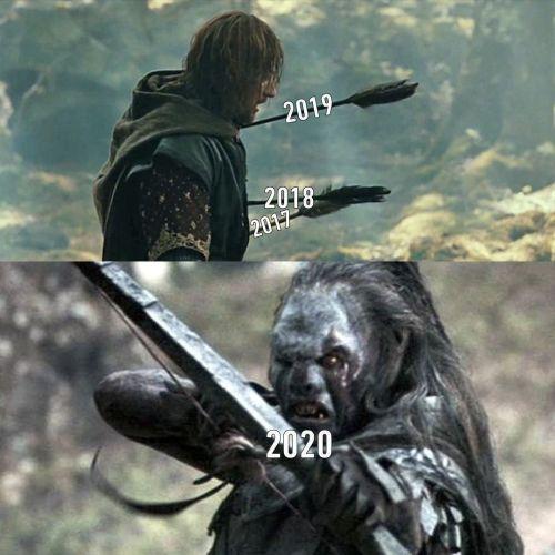 25 Memes That Sum Up 2020 So Far
