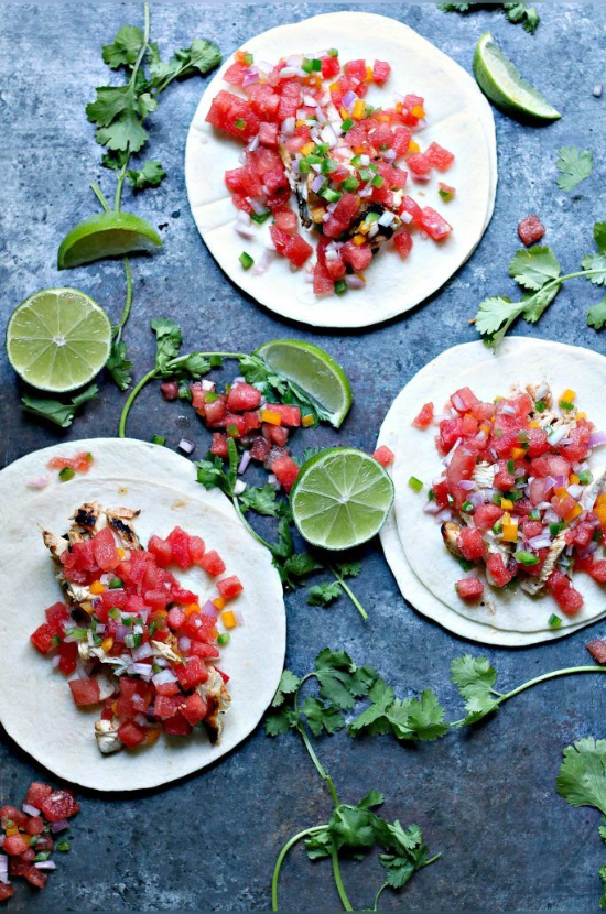 12 Dishes With Watermelon To Try During The Summer