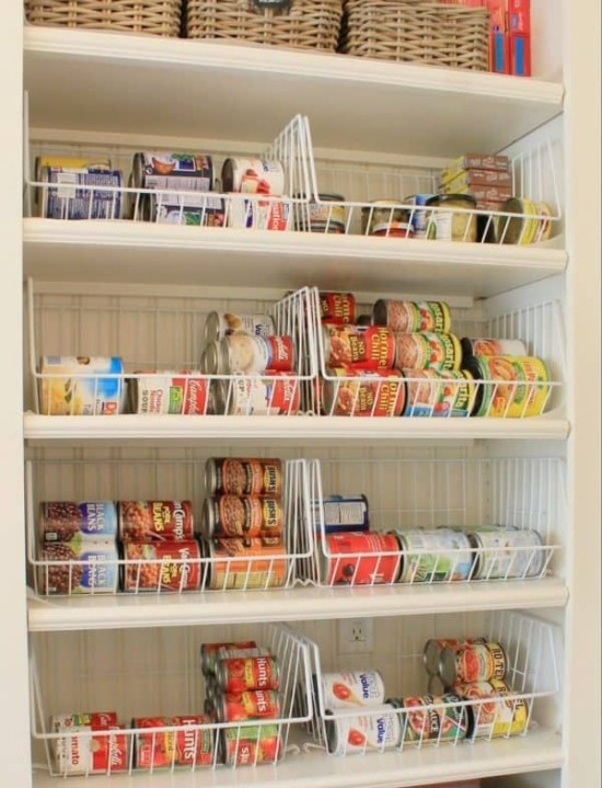 10 Tips On Organizing A Pantry That Looks Like It Was Hit By A Tornado