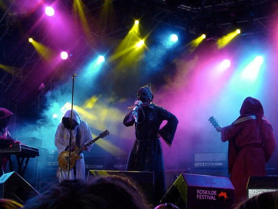 The Craziest Live Bands To Marvel At