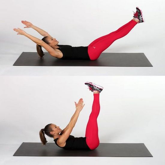 10 Great Exercises To Strengthen Your Core Fast