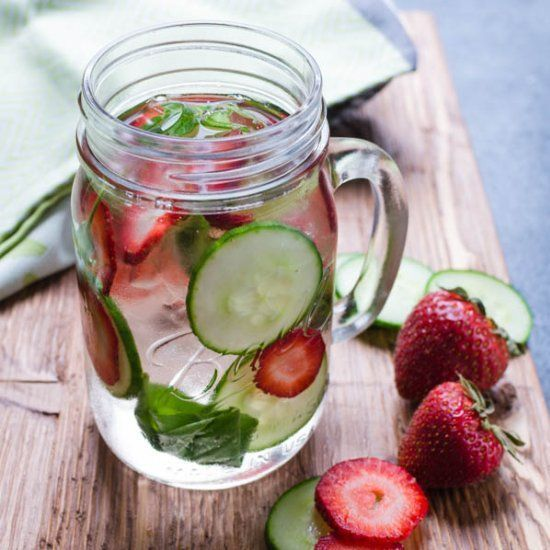 10 Delicious Infused Waters To Try Today
