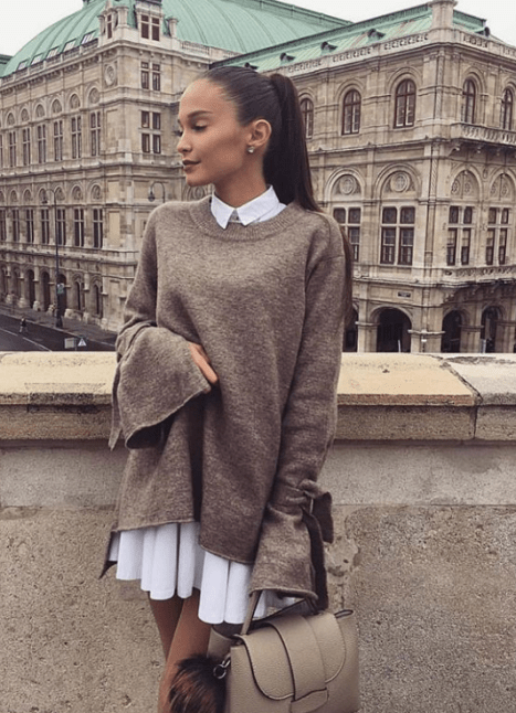 8 Ways To Wear A Men's Sweater As A Dress