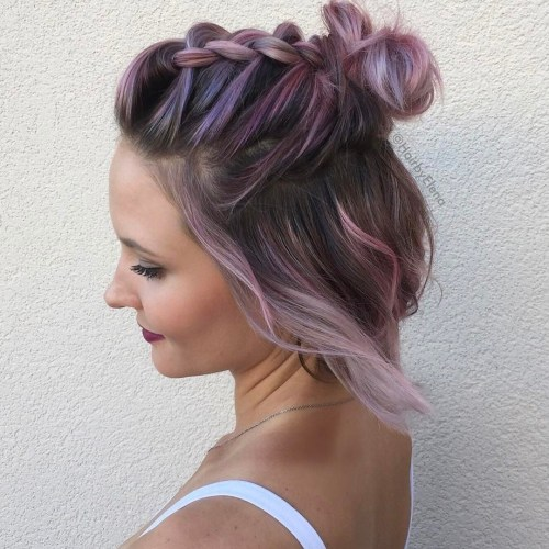 Best Updos for Shorter Hair