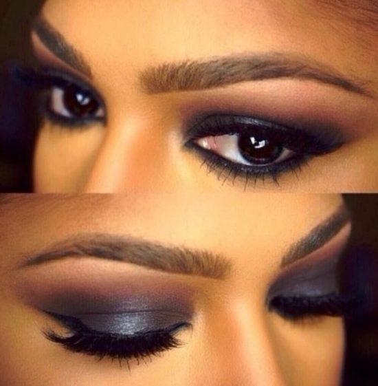 10 Summer Eyeshadow Looks For Dark Skin