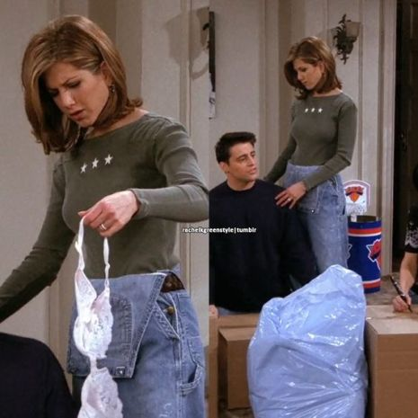 Rachel Green's Top 10 Looks From Friends