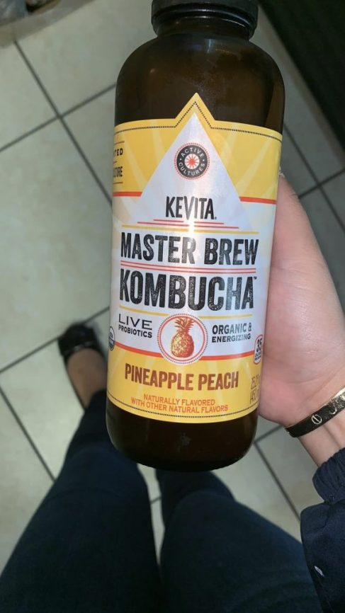 I Drank Kombucha For A Week And This Is Why You Should Too