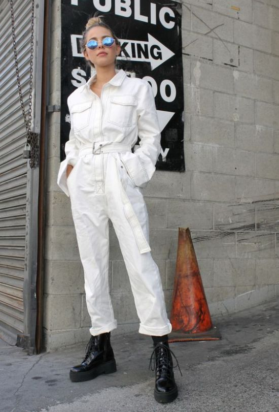 6 Ways To Wear White Right Now