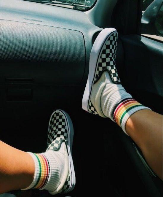 10 Ways To Style Slip-On Vans