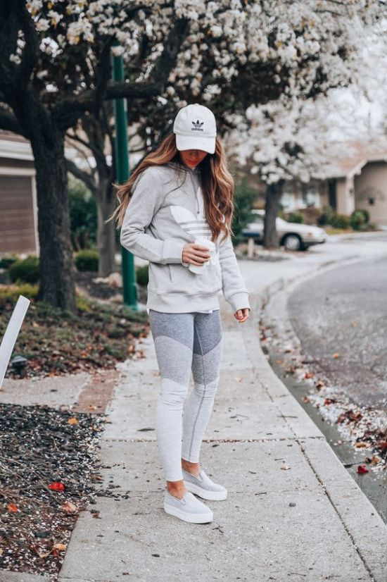 25 Athleisure Looks You'll Want To Live In All Winter Long