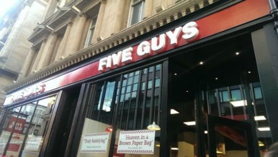 5 Best Burger Joints In Glasgow