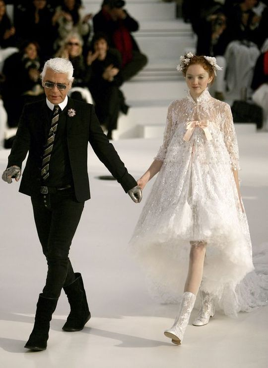 A Look Into The Life Of Karl Lagerfeld