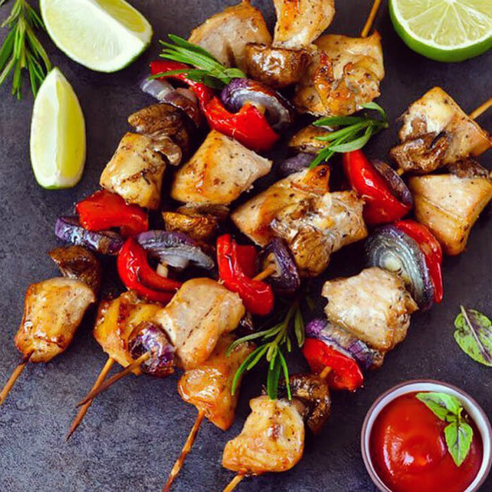 12 Healthy Appetizers For The Super Bowl You Won't Feel Guilty About