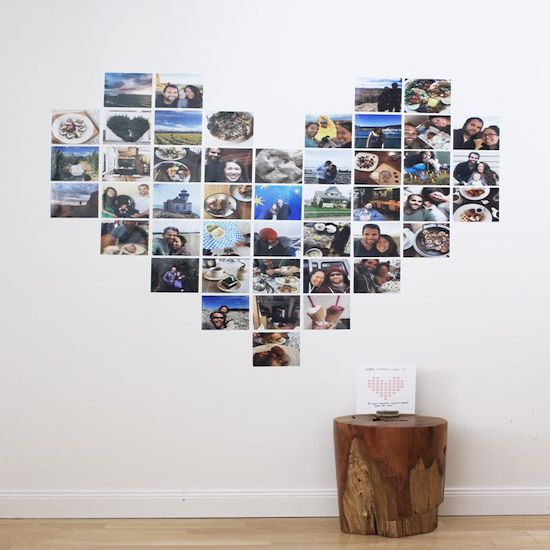 10 Fun Collage Ideas For Your Wall