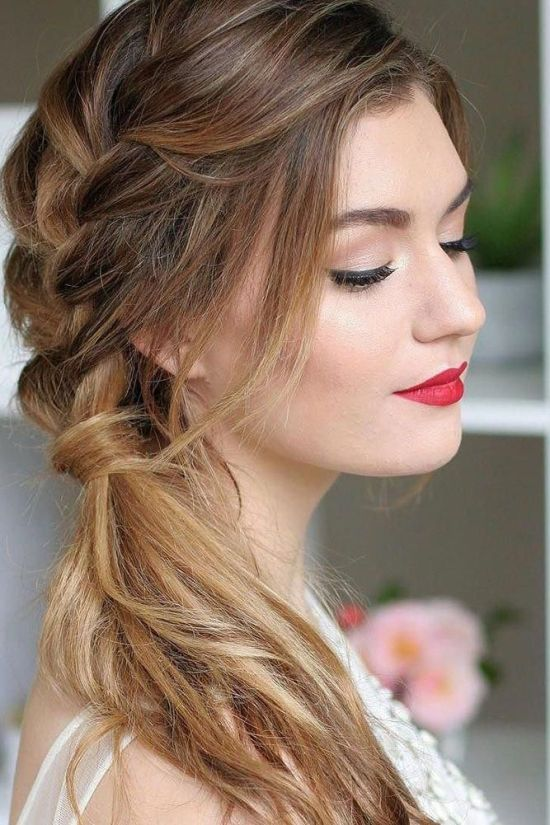 Hairstyles That Are Cute AF For That Hot Date With Him