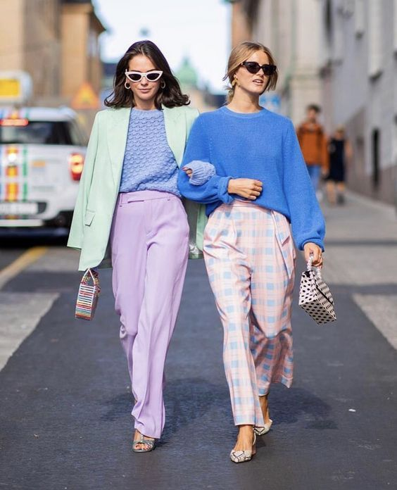 10 Ways To Add Colour To Your Wardrobe