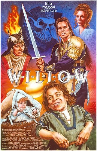 Willow Film Poster