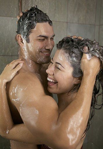 5 Fun Things To Do In The Shower With Your Partner