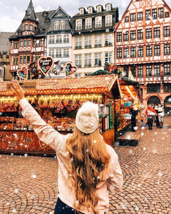 8 Places You Need To Go If You Enjoy Christmas Markets
