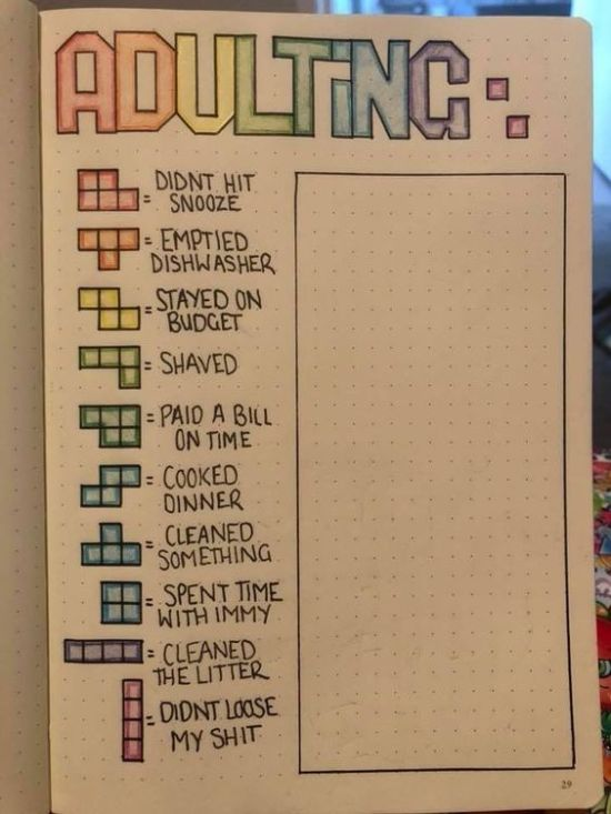 15 Bullet Journal Spreads Every Student Should Try