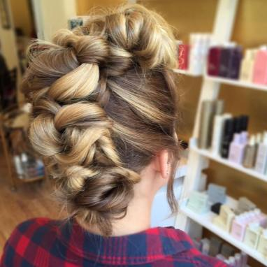 10 cute hairdos perfect for the fall.