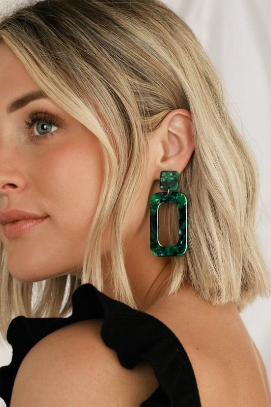 Earrings For People Who Forget To Wear Earrings