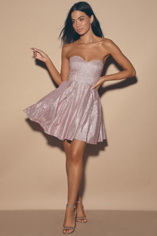 10 Super Cute Homecoming Dresses Under $100