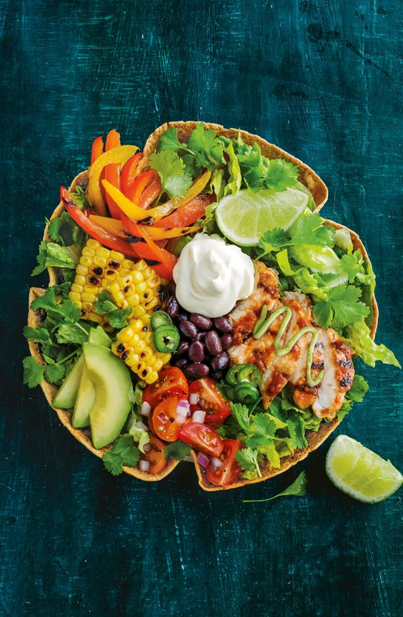 Salad Ideas That Will Help You Love Veggies