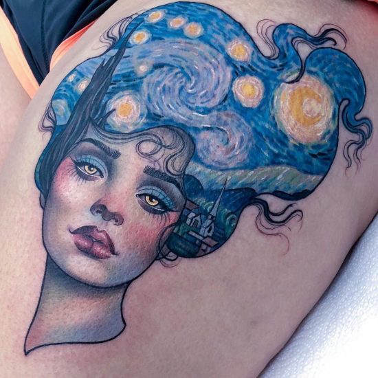 10 Jaw-Dropping Female Tattoo Artists To Follow On Instagram