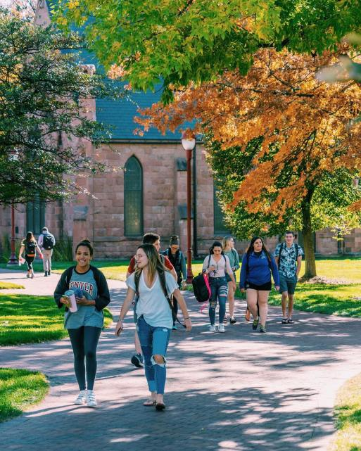 what do in the fall at the University of Denver