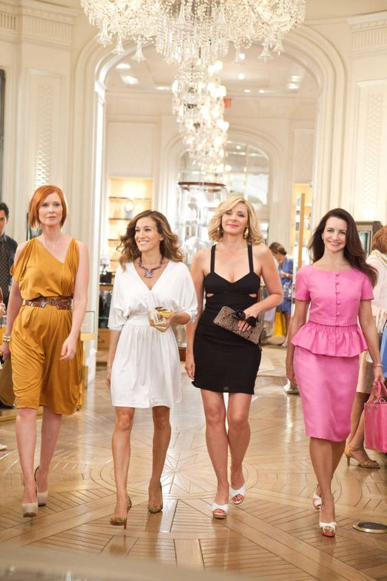 20 Lessons Learned From Carrie Bradshaw