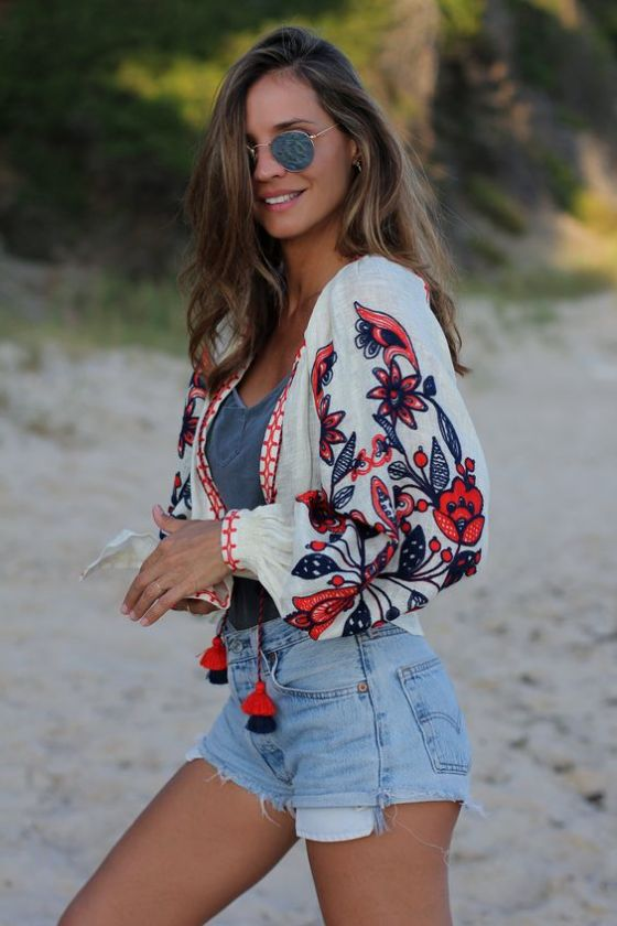 11 Summer Jackets You Can Rock This Year
