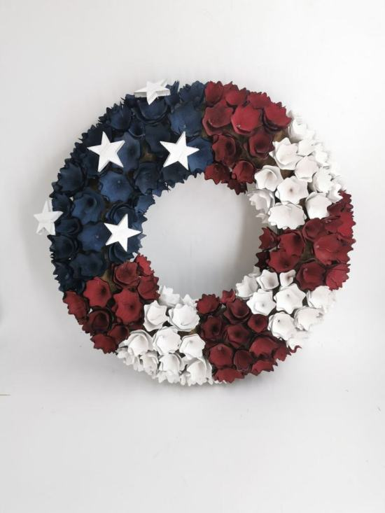 Red, White, And Blue Fourth Of July Decorations To Put Around Your House