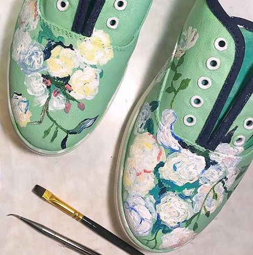 5 Ways To Customise Your Shoes