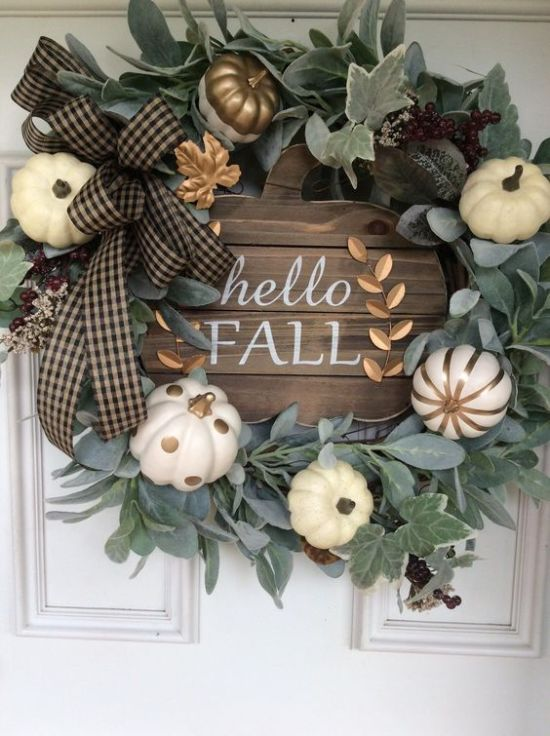 Ways To Decorate For Fall That Aren't Only Black And Orange