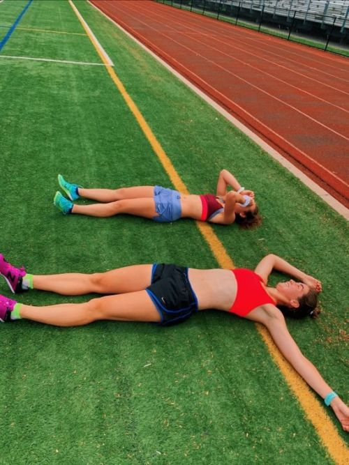 10 Track Workouts For The Busy Student