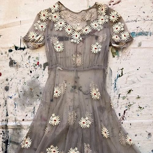 *Floral Dresses To Float Around In This Summer